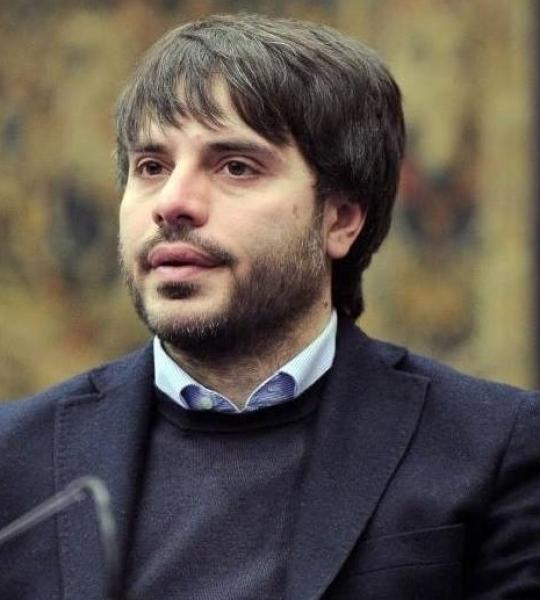 Lui è Daniele Marannano