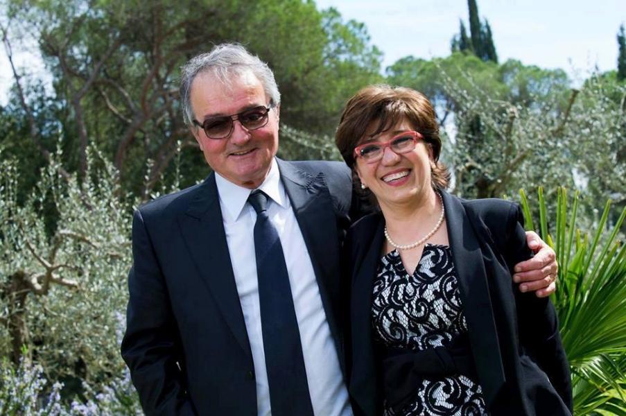 Loro sono Luciana Cardinali e Franco Chianelli