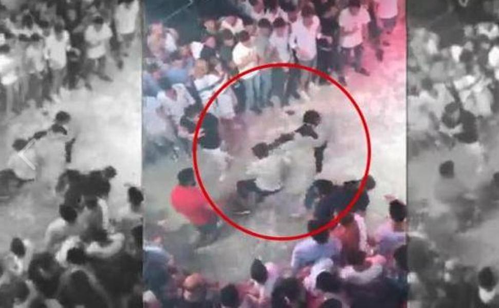 Il filmato che ha immortalato il fatale pestaggio di Niccolò Ciatti