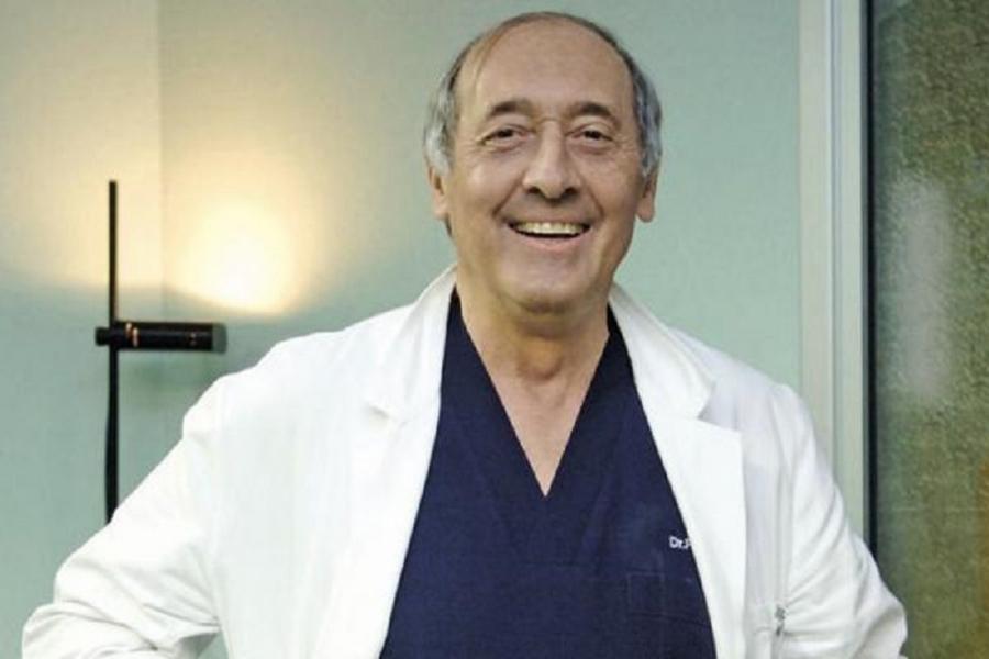 Lui è il professor Alessandro Frigiola