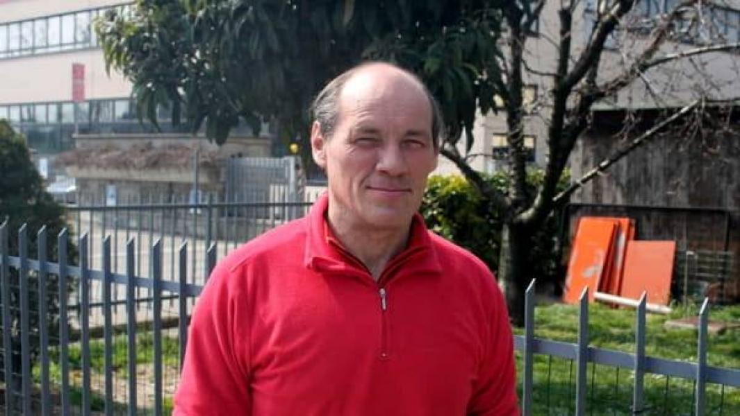 Lui è Roberto Bocchi