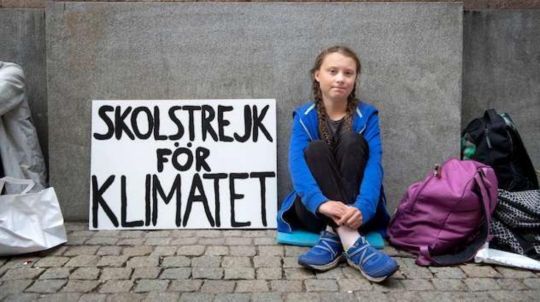 Lei è Greta Thunberg